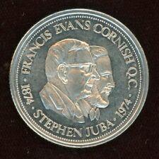1974 Winnipeg Manitoba Centennial Trade Dollar Token $1 Canada Coin Golden Boy