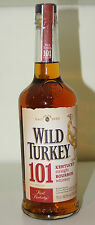 WILD TURKEY 101 Proof 50,5% 700ml Kentucky straight Bourbon Whiskey (WH)