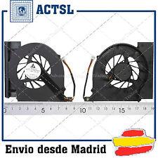 VENTILADOR HP Compaq Presario CQ61 CQ71 FAN PORTATIL KSB06105HA 5V 0,40A 3 PINS
