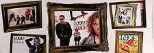 Inxs 1988 Kick Cd Collage Promo Poster Original