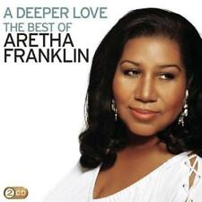 Franklin, Aretha - A Deeper Love (The Best of) 2CD NEU OVP