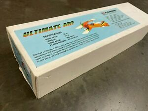 CERMARK'S The ULTIMATE-E  ARF R/C Electric Model  Airplane Kit