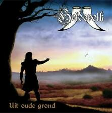 Heidevolk - Uit Oude Grond CD 2010 pagan metal Napalm Records press