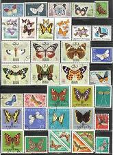 Butterflies #4 : Excellent Lot of Older Large Pictorials ! Don't Miss!