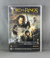 LORD OF THE RINGS - THE RETURN OF THE KING (DVD, 2004 - 2 DISC SET) VERY GOOD