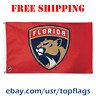 Deluxe Florida Panthers Logo Flag Banner 3x5 ft 2019 NHL Hockey Fan Gift NEW