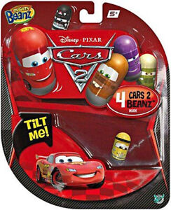 Disney Pixar CARS Mighty Beanz 2011 - Pick Your Favourite Character!