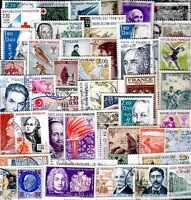 FRANCE Timbres avec surtaxe de 25 à 500 timbres différents