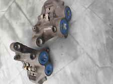 yamaha vmax v-max vmx1200 front late blue spot brake calipers & pads box 20