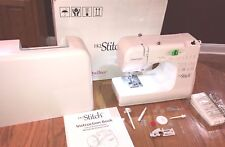Hanid Quilter HQ Stitch 210 Sewing Machine Made by Janome it is like a JP720