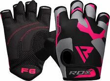 RDX Gym Gloves Fitness Weight Lifting Glove Training Workout Sports Straps Gear