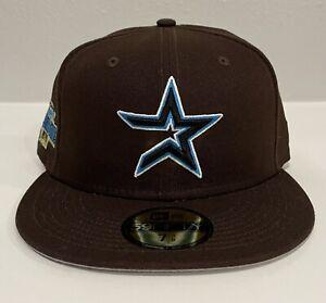 Hat Club exclusive 7 3/8 Houston Astros Aux Pack