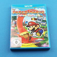 Paper Mario Color Splash Spiel für Nintendo Wii U ♦ 3
