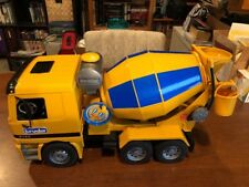 """Bruder Mercedes Cement Truck #4143 MX500 22"""" Actros Furth Germany Concrete Mixer"""