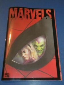Marvels #4 VF+ Beauty