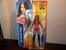 WWF WWE MATTEL SERIES 47 ALICIA FOX FIGURE MOC L@@K