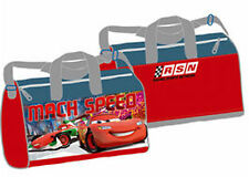 Disney PIXAR CARS Sport Bag / Shoulder Bag - Size approx. 35 x 23 x 21 cm