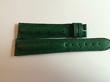 Original ZENITH   strap Vert   21mm