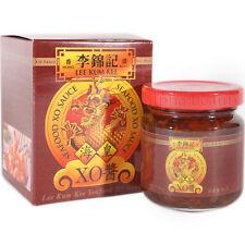 Lee Kum Kee Hong Kong Seafood Xo Sauce (80g/2.8oz.) Full Size in Glass Jar