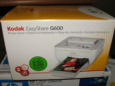 Kodak EasyShare G600 Printer Dock Digital Photo Thermal Printer  *New*