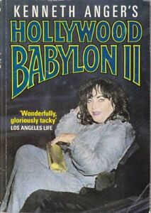 Hollywood Babylon II by Anger, Kenneth Paperback Book The Fast Free Shipping