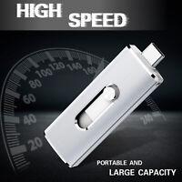 32/64GB OTG Type C USB 3.0 Flash Drive Memory Stick U Disk Storage For Phone PC