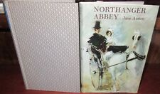 Northanger Abbey - Jane Austen RARE HbDj 1975   Lighthearted coming-of-age story