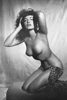 Vintage Bettie Page Photo 658 Oddleys Strange & Bizarre 4 x 6
