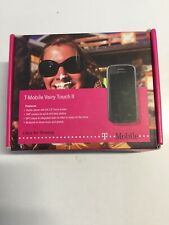 NEW T-MOBILE VAIRY TOUCH II BLACK ZTE-G N281 UNLOCKED - NEXT DAY UK