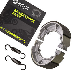 NICHE Brake Shoe for Kawasaki Vulcan 800 750 500 Eliminator 600 41048-1070 Rear