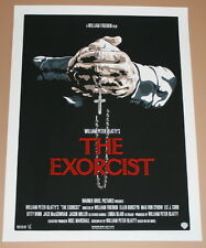 The Exorcist New Flesh Movie Poster Print Signed Numbered 2013