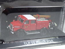 Super: Altaya Horch Feuerwehr TLF 15 H3A aus der DDR in 1:72 in OVP