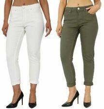 Jeans da donna bianchi senza marca