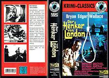 (VHS) Edgar Wallace - Der Henker von London - Hansjörg Felmy, Maria Perschy