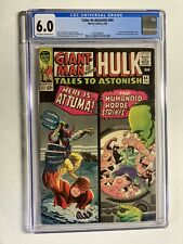 Tales To Astonish 64 Cgc 6.0 Ow/w Pages Marvel Silver Age