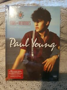 Paul Young - Tomb Of Memories (Brand New Sealed 4 CD Set)