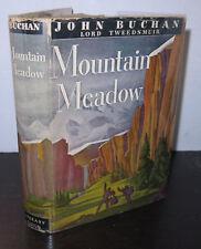 John Buchan MountainMeadow HB/DJ 1941 Normal Rockwell Dustjacket