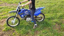2007 Yamaha ttr90e Kids dirt bike project