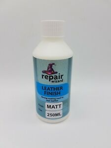250ml MATT Leather Finish Extremely Hard Wearing Scuff & Scratch Resistant