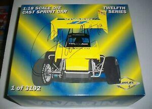 1998 Greg Hodnett 11H Outlaws GMP Sprint Car 1:18 1 of 3192 VHTF