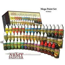 Army Painter Warpaints Mega Paint Set New