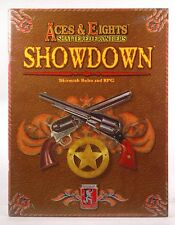 Aces & Eights: Showdown Jolly R. Blackburn, David S. Kenzer, Mark Kenzer, Brian