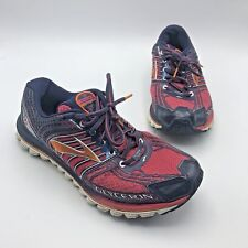 01a21f01cb10d Brooks Glycerin 12 Women Blue Pink Running Shoe Size 9 EUR 40.5 Pre Owned