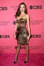 BNWT! Dolce & Gabbana Silk Leopard Dress SELENA GOMEZ & MIRANDA KERR!! Size: 40