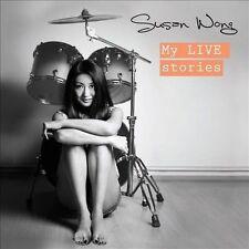 SUSAN WONG - MY LIVE STORIES * NEW CD