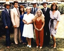 JIM DAVIS AS JOHN ROSS 'JOCK' EWING, SR. , P 8X10 PHOTO