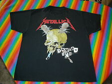 Metallica Rare 87 Tour Shirt Paper Thin Heavy Metal