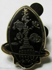 Disney Imagineering Disneyland Paris Orbitron Pin
