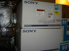 Sony VPL-VW12HT Widescreen LCD HDTV Home Theatre Projector