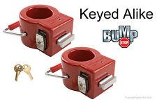 Master Lock - King Pin Locks for Semi's, RV's and Fifth Wheel Trailers 387NKA-2